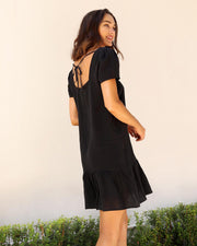 Jolene Linen Dress