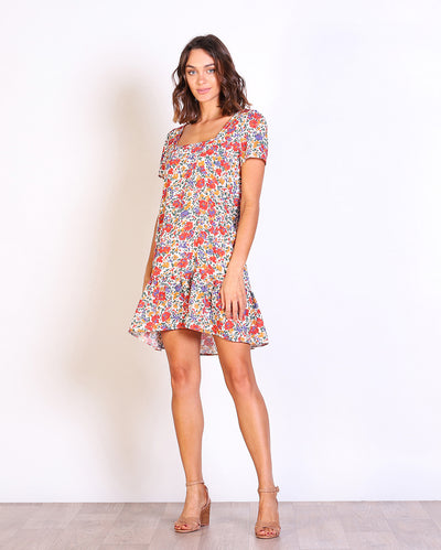 Floral Jolene Dress