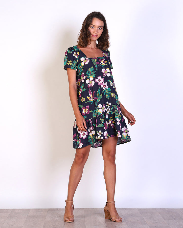 Tropical Jolene Dress