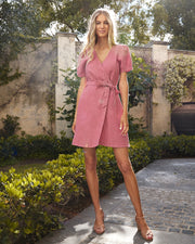 Chloe Linen Dress