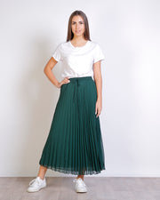 Celeste Pleated Skirt