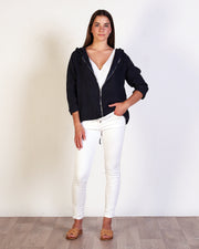 Hamptons Linen Jacket
