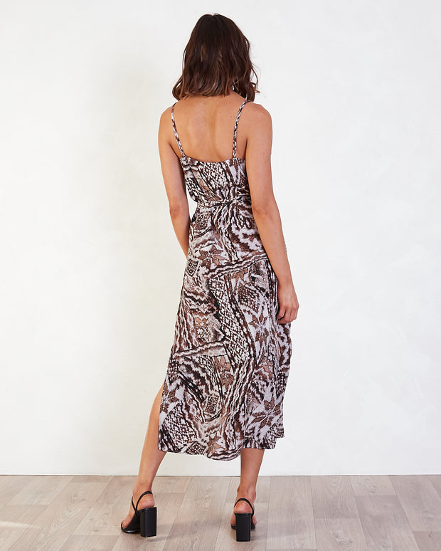 Tribal Leesa Dress