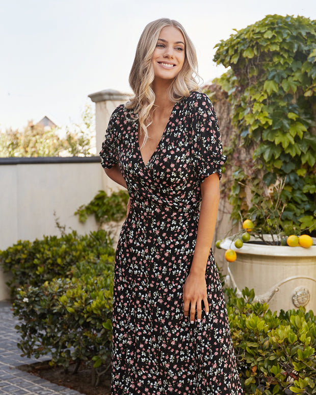 Floral Sia Dress