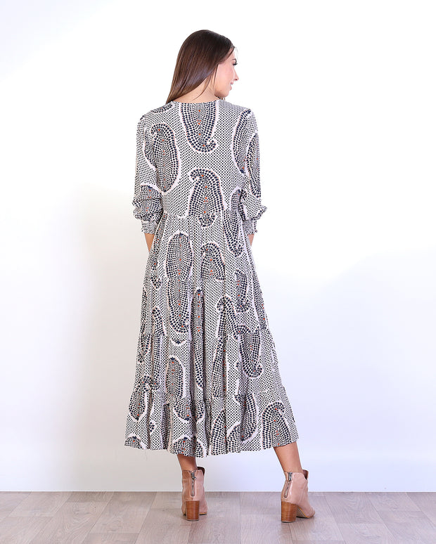 Paisley Belinda Dress