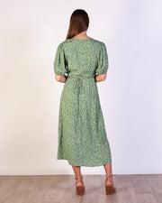 Emerson Wrap Dress