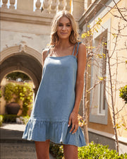 Renee Denim Dress