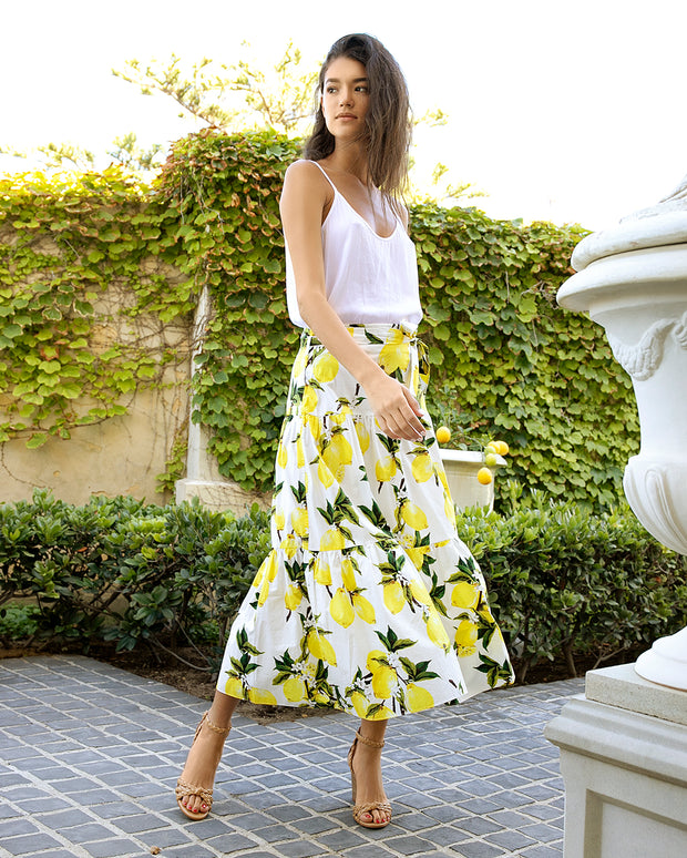 Limoncello Skirt