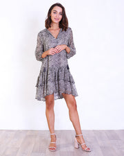 Leopard Angelica Dress