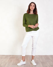 Sari Pocket Knit