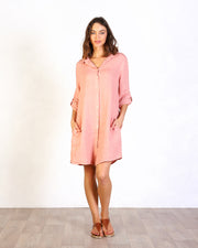 Isabella Shirt Dress