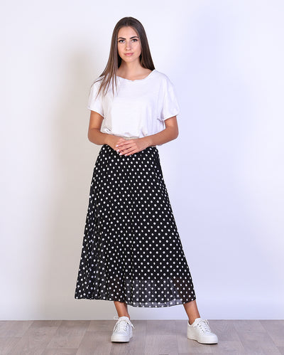 Martha Spotty Skirt