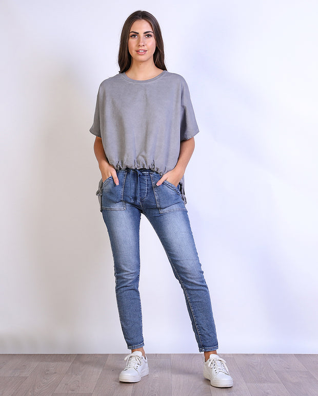 Althea Knit Tee