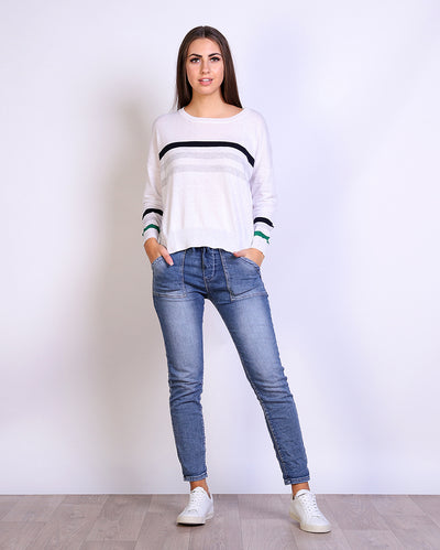 Henri Stripe Knit