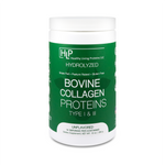 Bovine Collagen Peptides - Type 1 & 3 Premium Grade - Sourced Responsibly 10 oz. container.