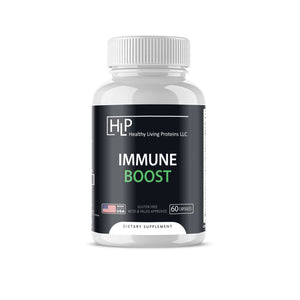 Immune Boost / Immune Boost will support boosting your Immune System .