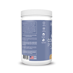 Multi Collagen 8 oz. Vanilla Flavor