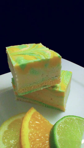 Summer Sherbet Fudge