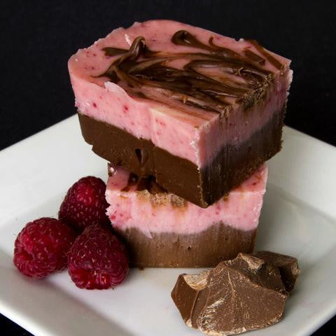 Raspberry Chocolate Swirl