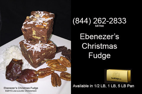 Ebenezer's Christmas Fudge™