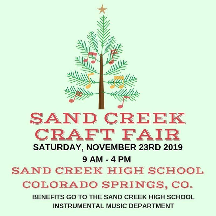 Sand Creek Holiday Craft Fair - November 23