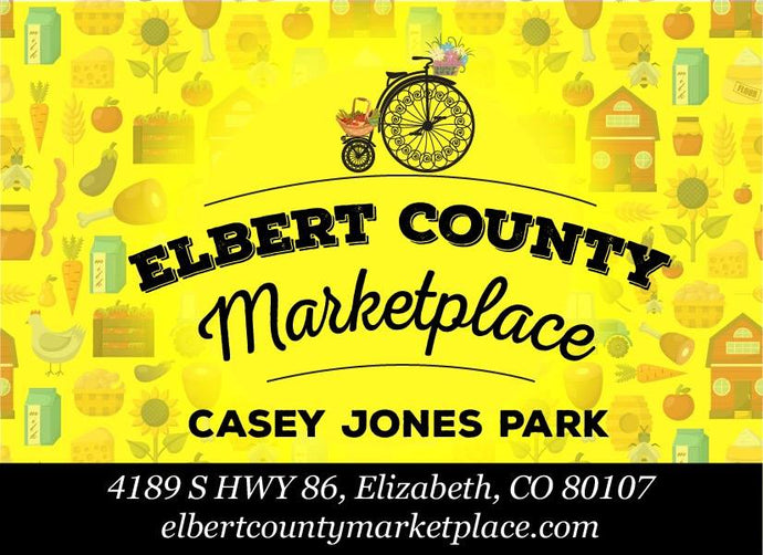 Elbert County Marketplace - June-December