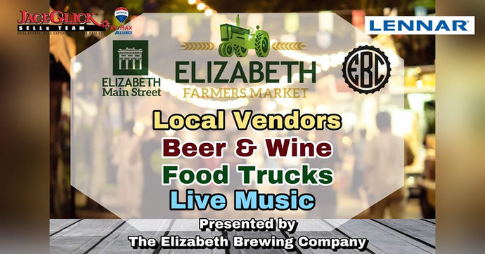 Elizabeth Farmers Market - June-September