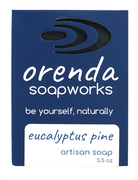 eucalyptus pine bar soap