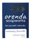 rosemary lavender bar soap