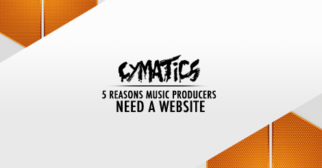 5 Reasons Music Producers Need A Website