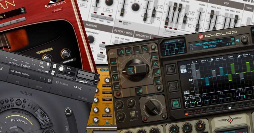 Bass VST Plugins: 15 Of The Best in 2018!