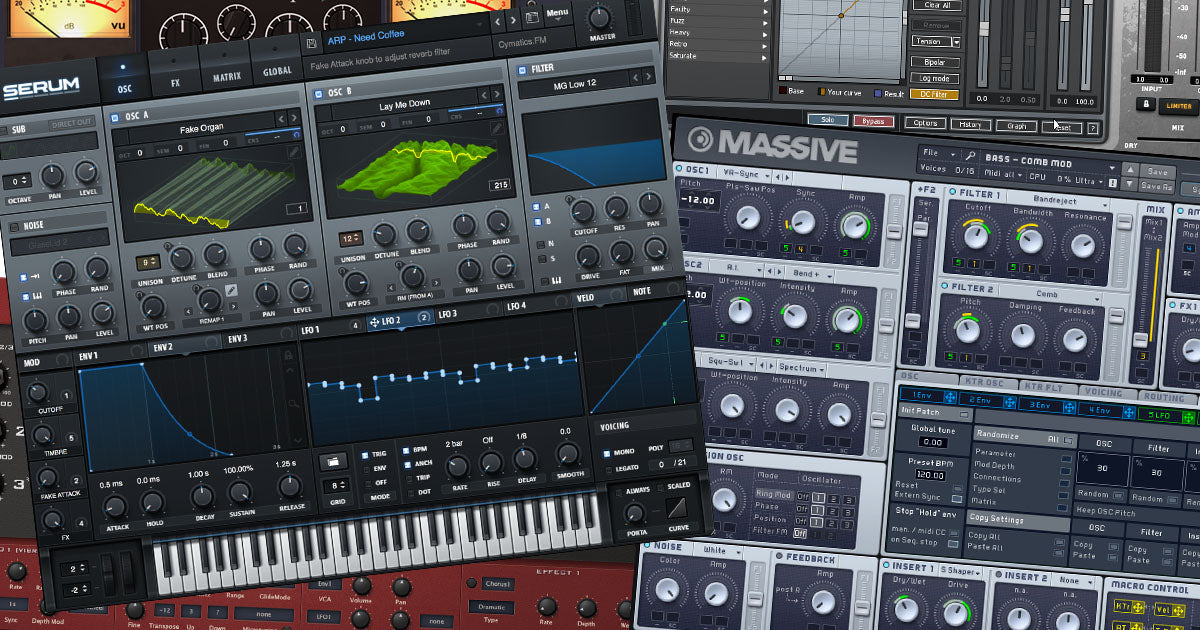 Ultimate List Of The Best VST Plugins In 2017! – Cymatics fm