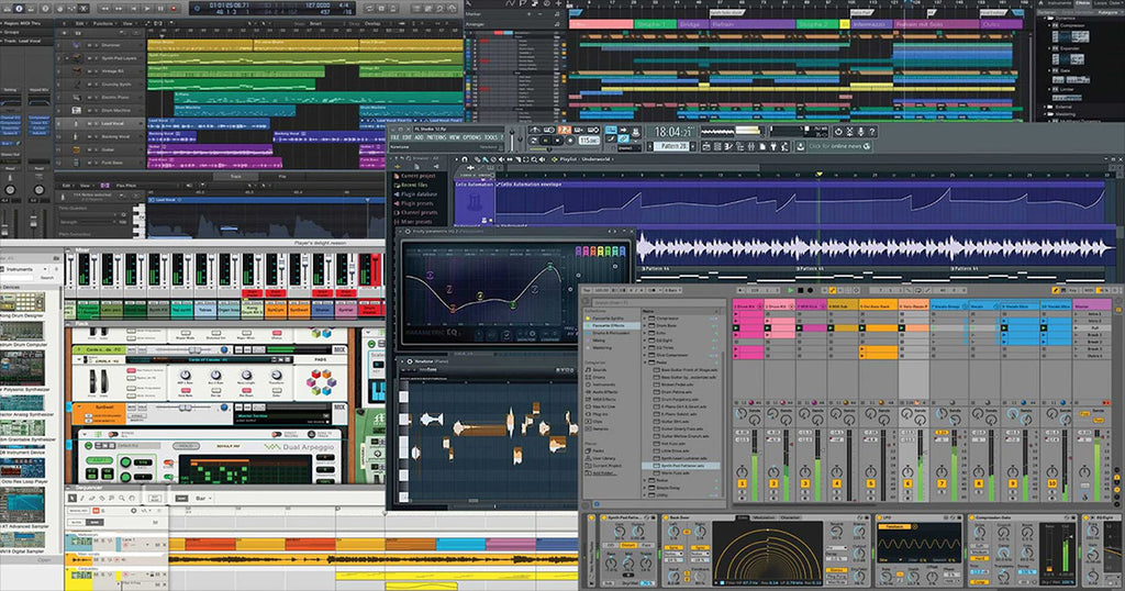 Music Production Software: 10 Of The Best DAWs in 2017
