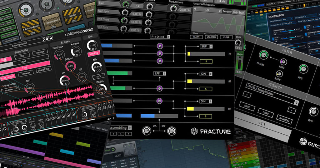 Glitch VST Plugins: 15 Of The Best In 2018!!