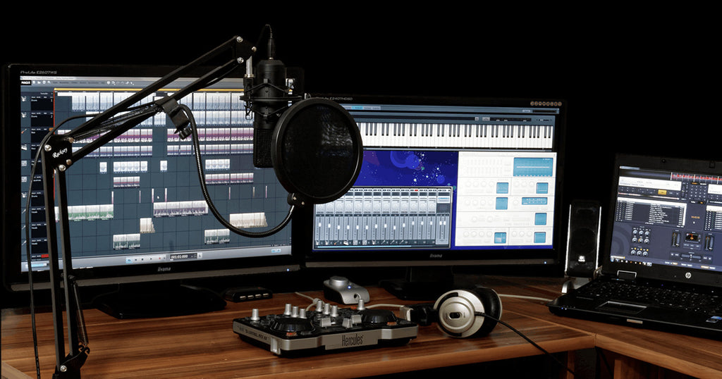 Pop Filter: What Is It And Why Do You Need One! – Cymatics fm