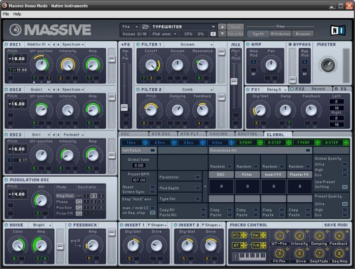Ultimate List of Free Massive Presets