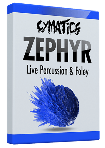 Zephyr Live Percussion and Foley