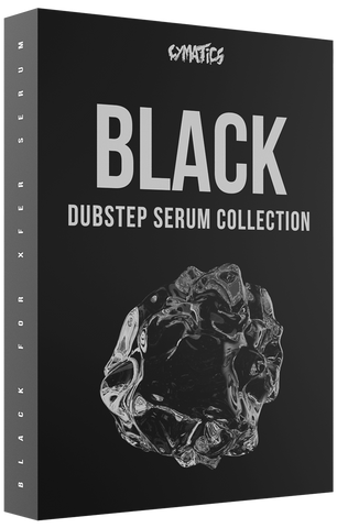 BLACK Dubstep Collection