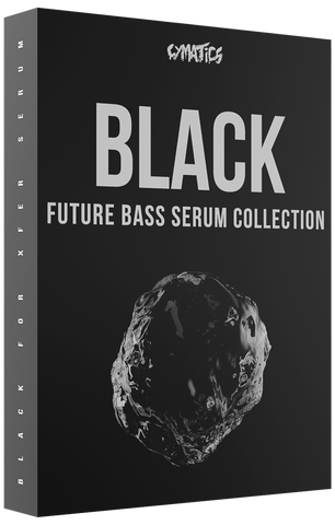 BLACK Future Bass Collection