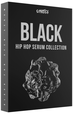 BLACK - Hip Hop Serum Collection