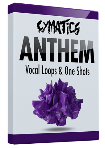 Anthem Vocal Loops & One Shots