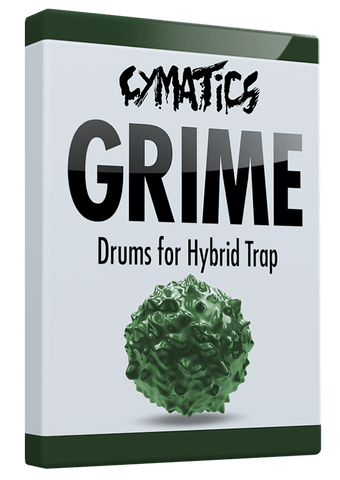 Grime Drums for Hybrid Trap