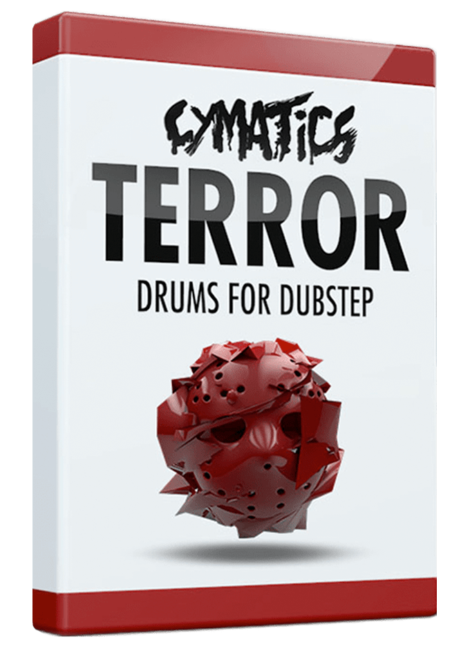 Terror Drums For Dubstep