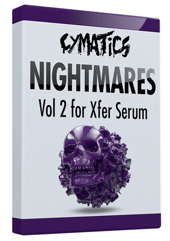 Nightmares Vol 2 for Xfer Serum (Hybrid Trap)