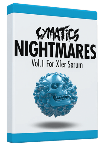 Nightmares Vol 1 for Xfer Serum (Hybrid Trap)