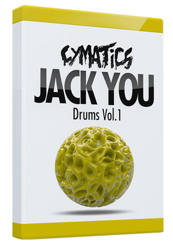 Jack You Drums Vol 1