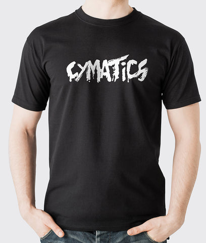 Cymatics Black T-Shirt