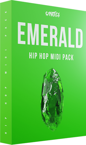Emerald - Hip Hop <br/>MIDI Pack
