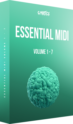 Essential MIDI Collection Vol 1-7