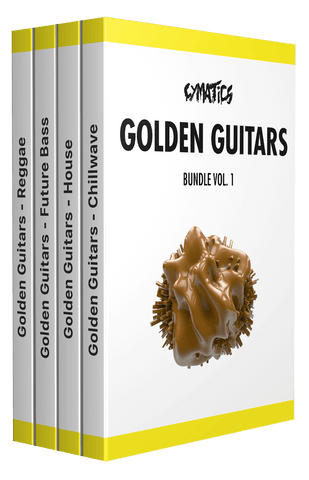 Golden Guitars Bundle